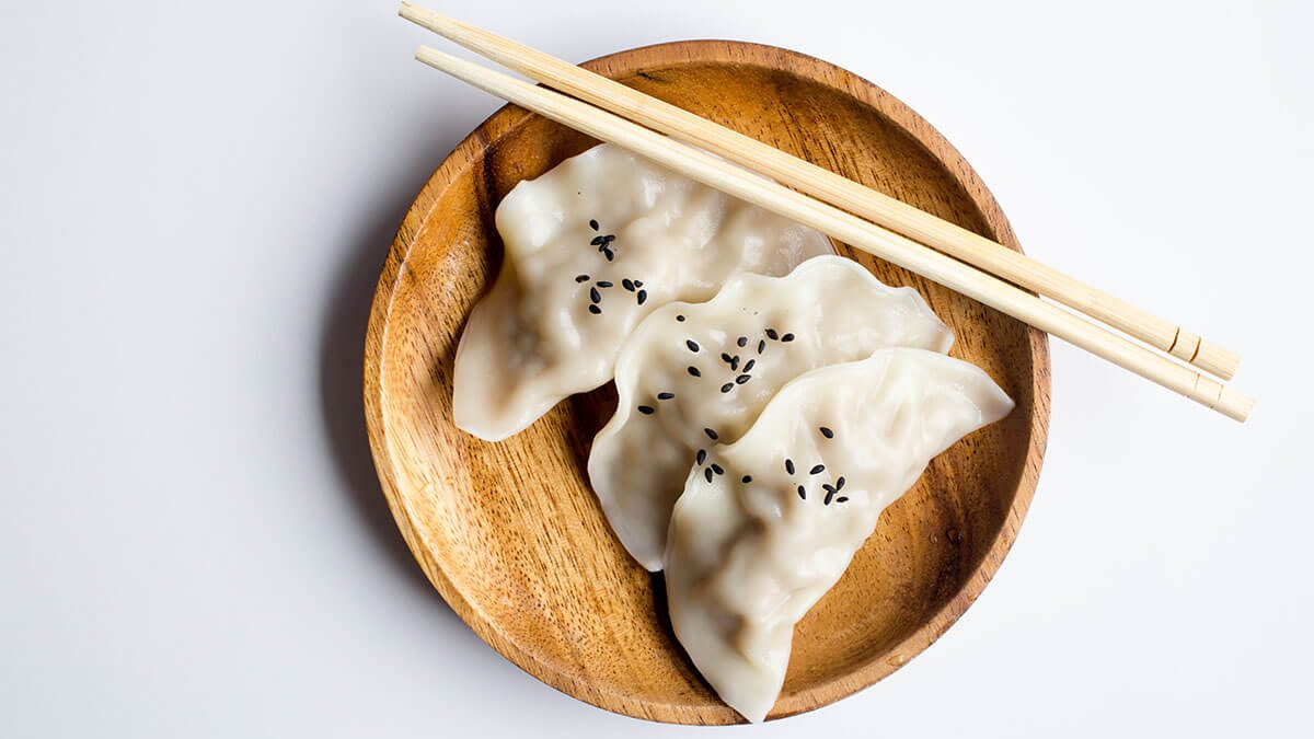 Japanese Unagi Dumplings That Will Leave You Speechless