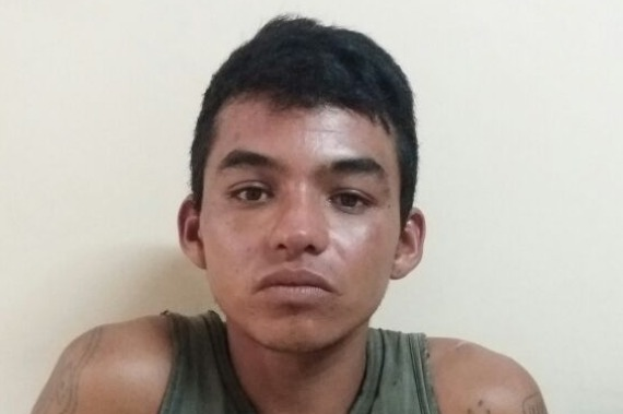 Acusado de latrocínio é preso em Rondon do Pará