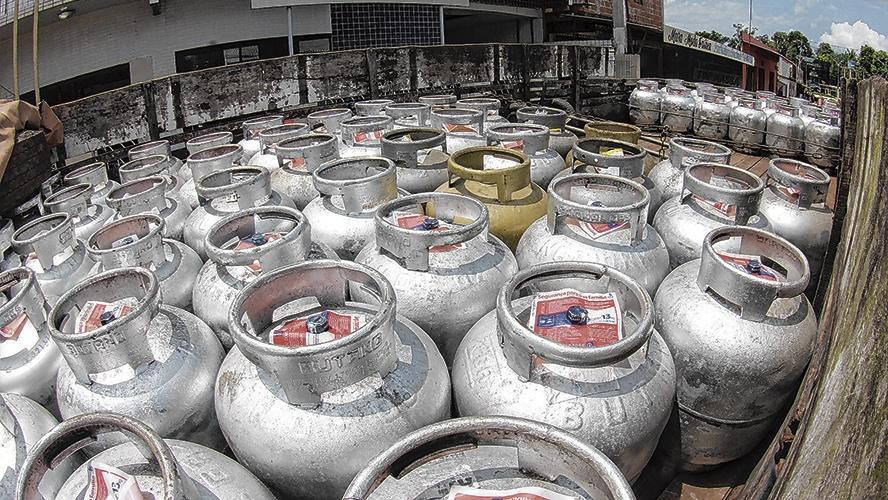 Preço do gás de cozinha chega a R$ 100 no Pará