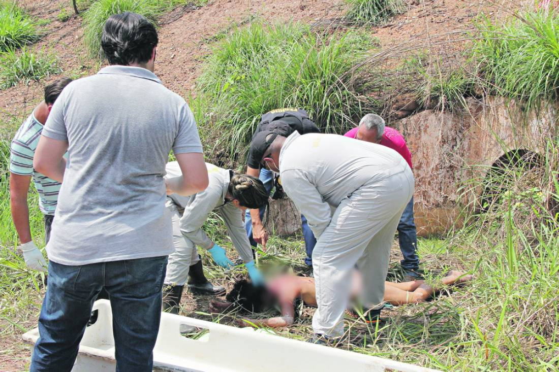 Mulher é trucidada a facadas em Marabá