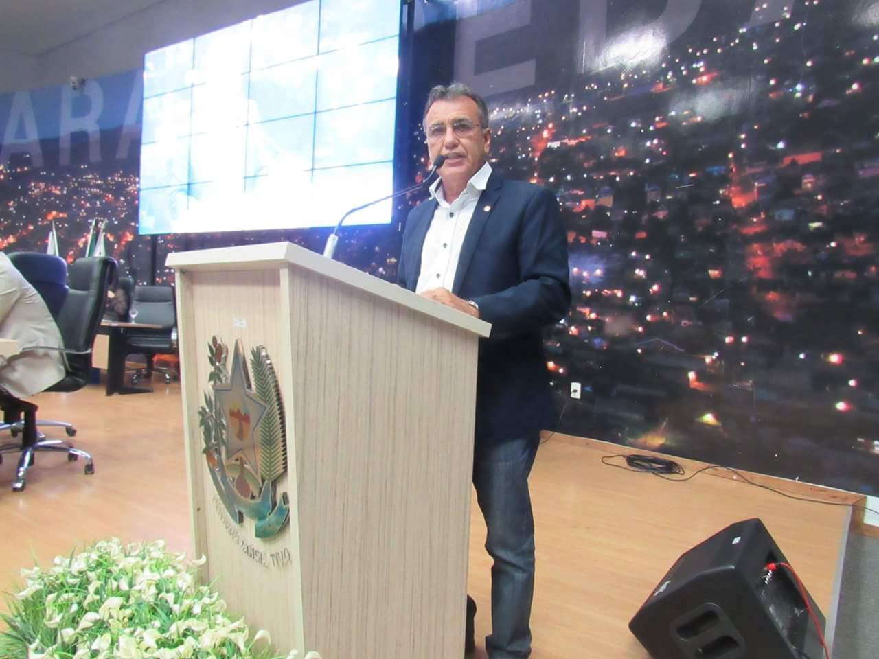 Deputado Gesmar presta conta da sua atuação parlamentar na Câmara de Parauapebas