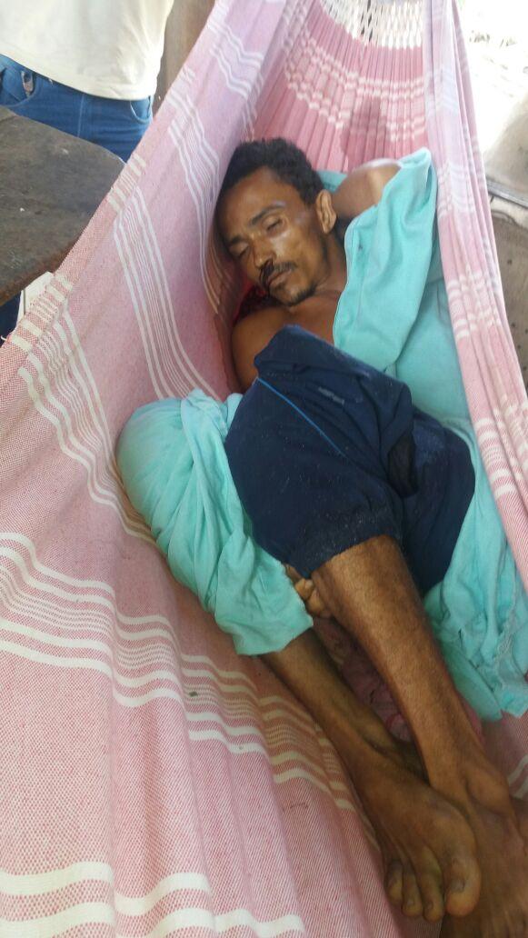 Colono é executado com tiro na cabeça enquanto dormia