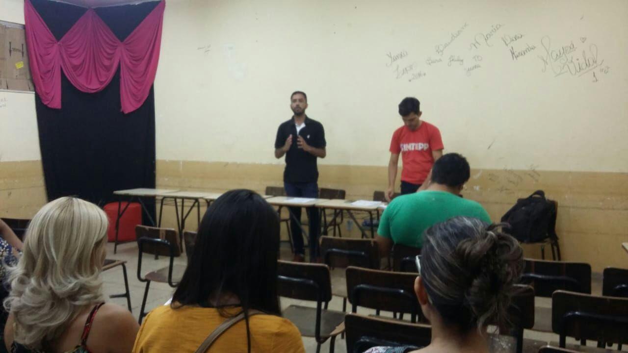 Professores de Curionópolis entrarão em greve por falta de acordo