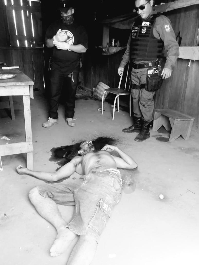 Colono é executado na zona rural de Parauapebas