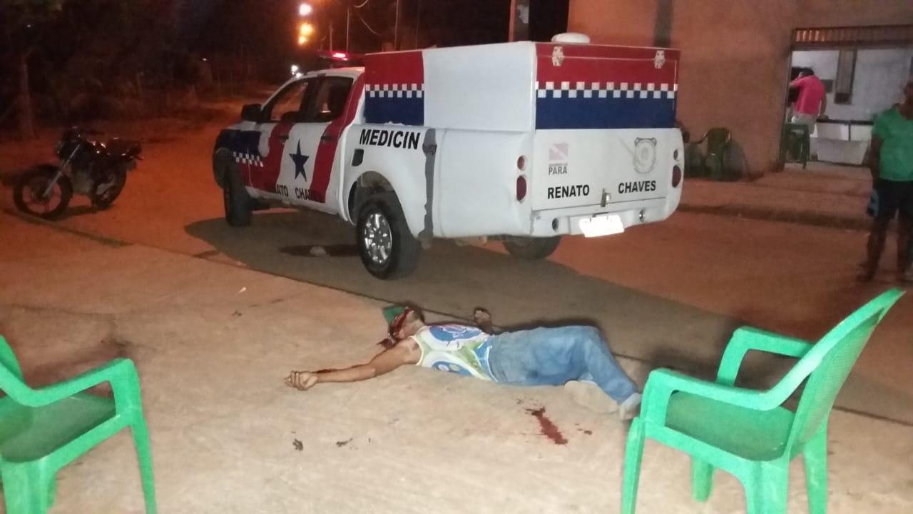 No Cidade Jardim, homem é executado com dois tiros