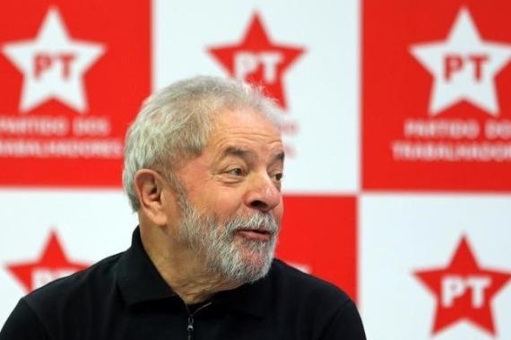 Termina prazo para PT substituir nome de Lula em chapa