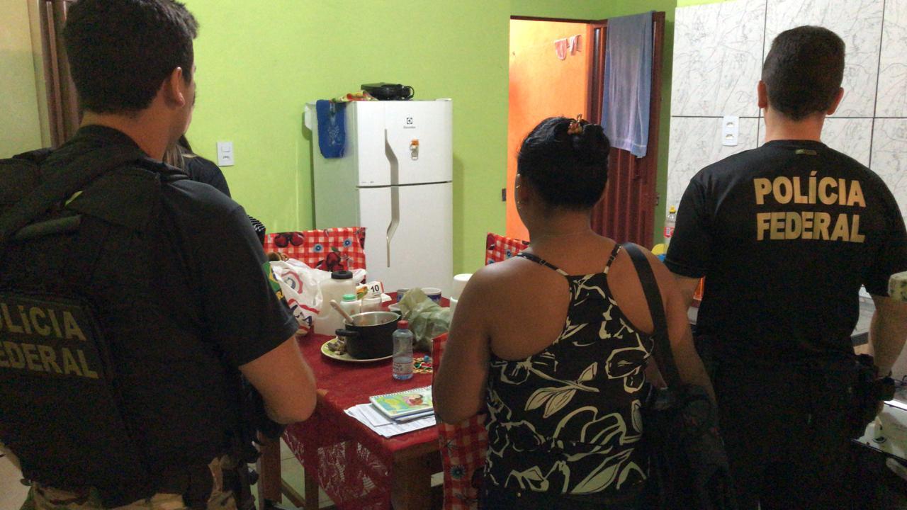 PF quadrilha que fraudava licitações em 7 municípios do Pará