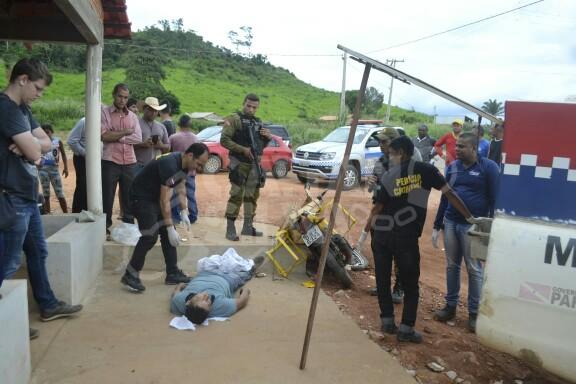 Leiteiro morre após acidente de trânsito em Parauapebas
