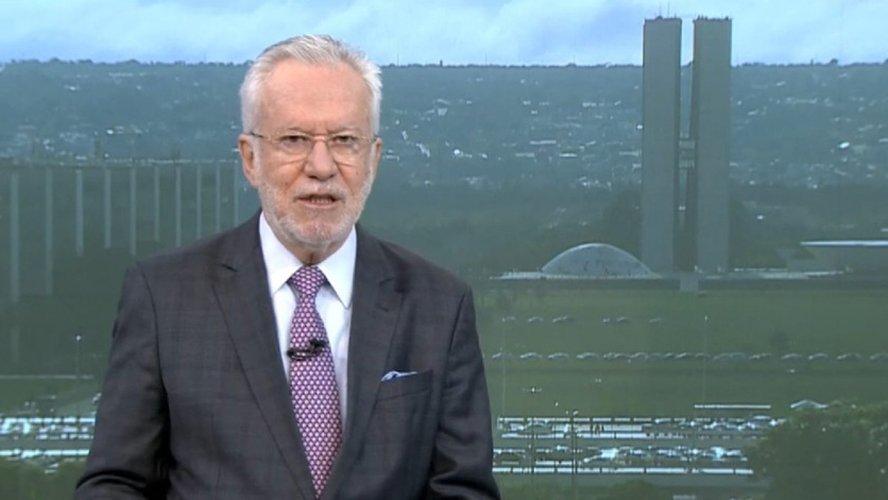Jornalista Alexandre Garcia é desligado da TV Globo
