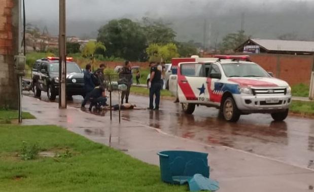 No Vale do Sol, em Parauapebas, ladrão é morto ao atirar contra PMs