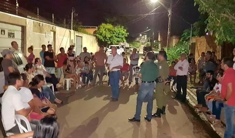 Mobilização dos moradores do Parque dos Carajás já com resultados