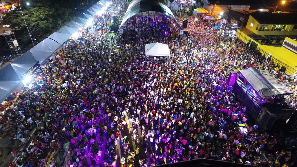 Liasbespr espera cerca de 25 mil pessoas por noite no Carnaval de Parauapebas