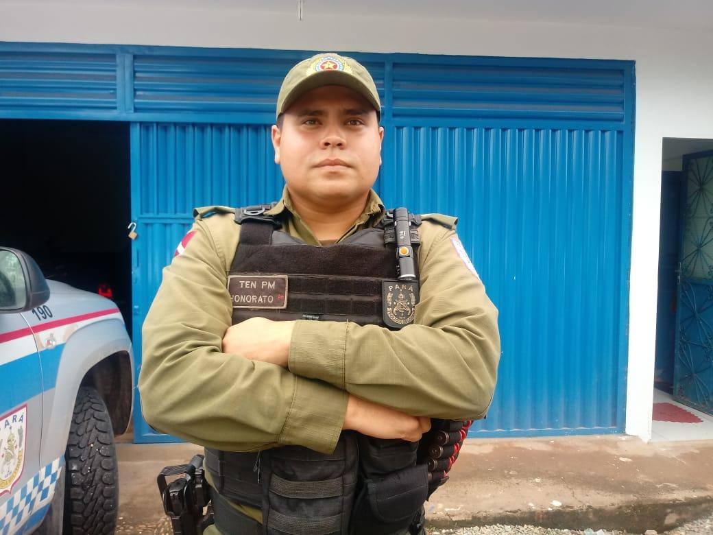 Região: Tenente Honorato comandará a PM em Eldorado do Carajás