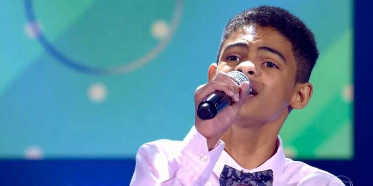 Menino de Tucumã é o terceiro representante do Pará selecionado no The Voice Kids