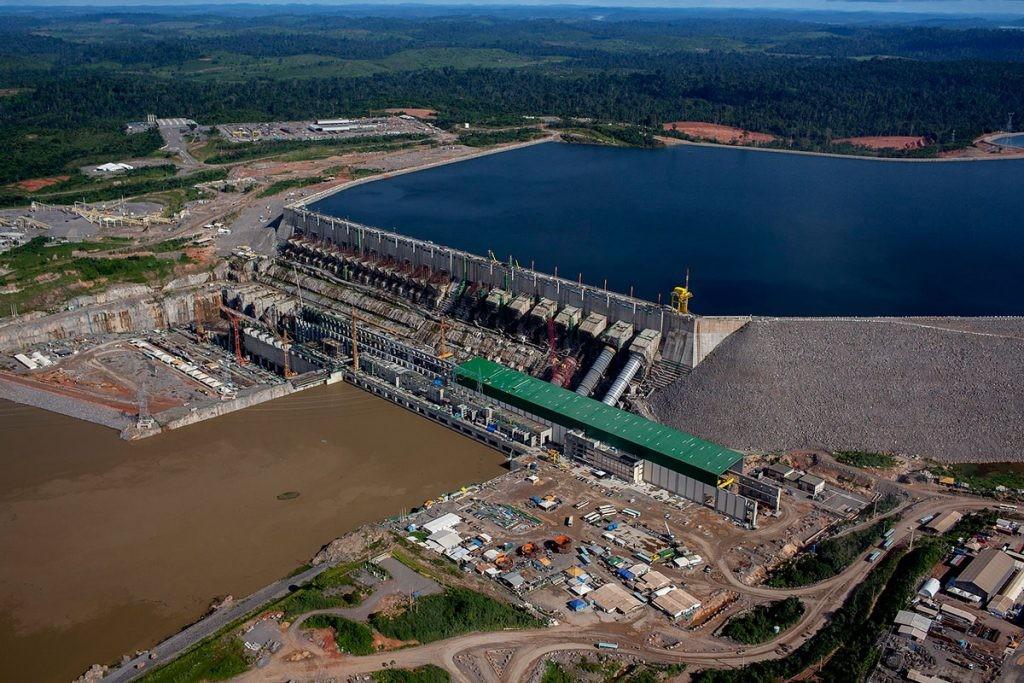 Fake News: Vídeo de barragem vazando não é de Belo Monte