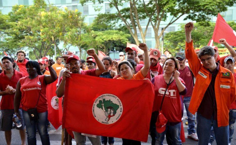 Governo determina fim de diálogo com o Movimento Sem Terra