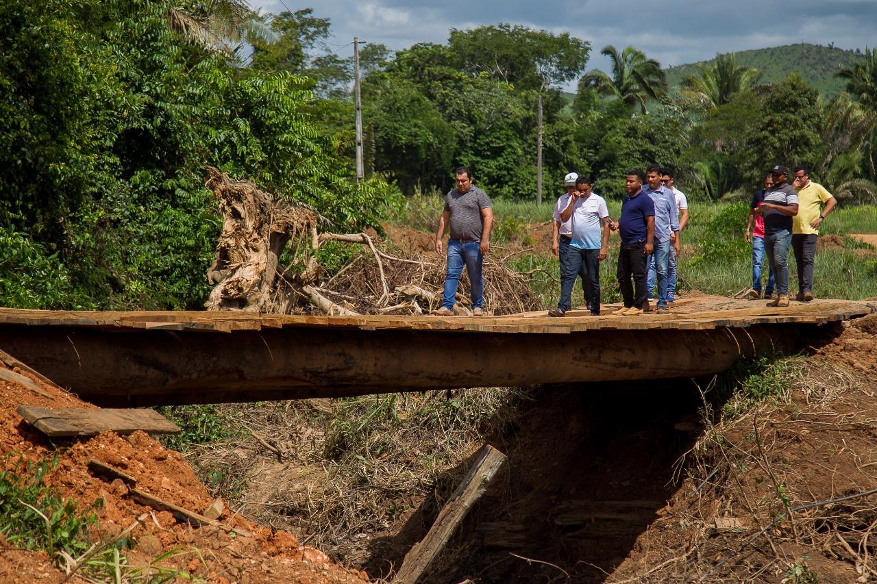 Investimentos na zona rural de Curionópolis avançam