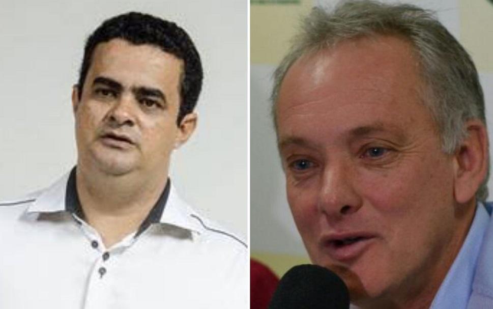 Genésio e Coutinho não são mais secretários no governo Darci