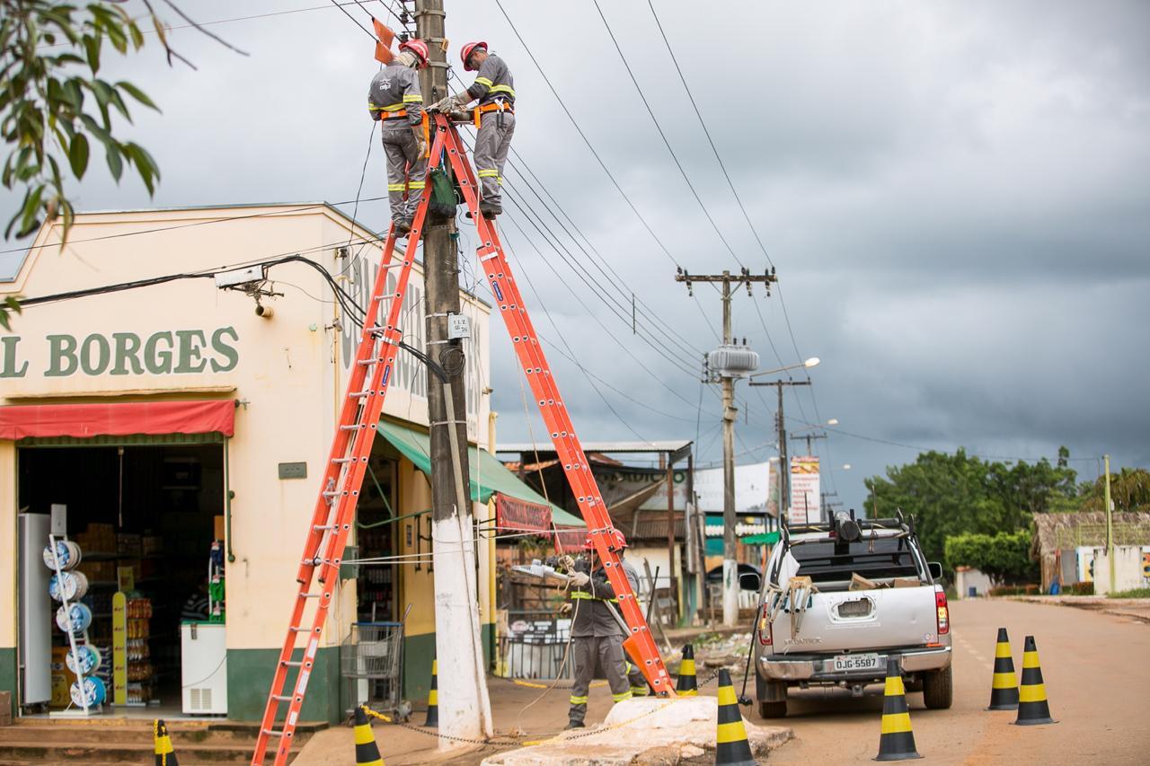 A custo zero, Curionópolis terá iluminação de LED em toda a cidade