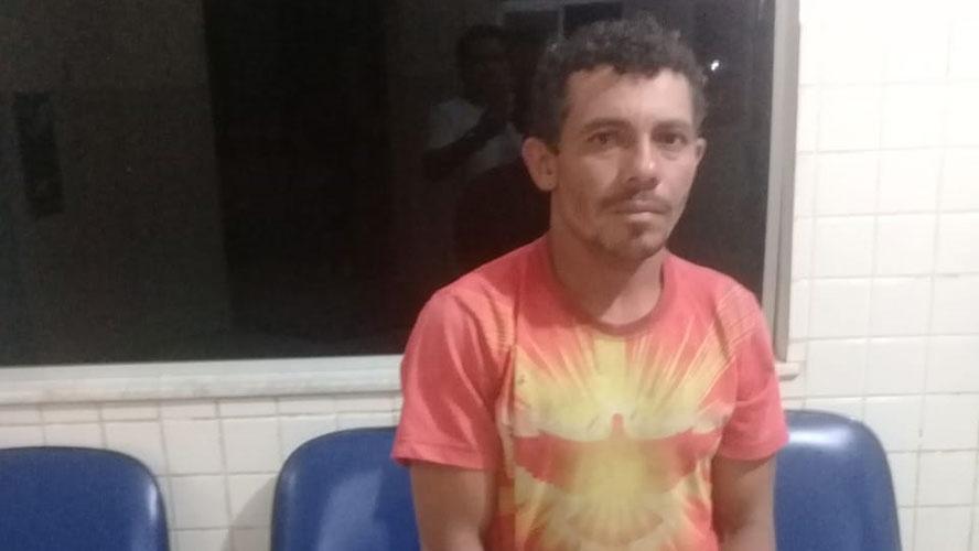 Acusado de matar fazendeiro paraense e tentar estuprar esposa dele é preso