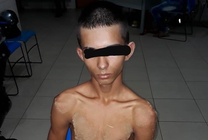 """Menor apreendido pela Rocam estava """"tocando o terror"""" no Complexo Altamira, em Parauapebas"""