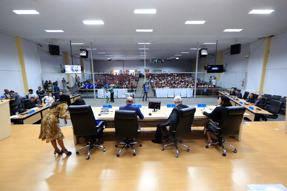 Vereadores aprovam concessão de comendas para serem entregues em sessão solene do aniversário de Parauapebas