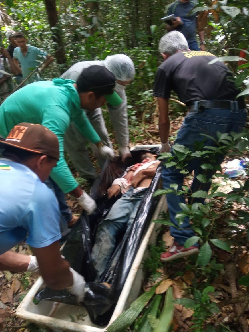 Homem é encontrado morto dentro de mata em Parauapebas