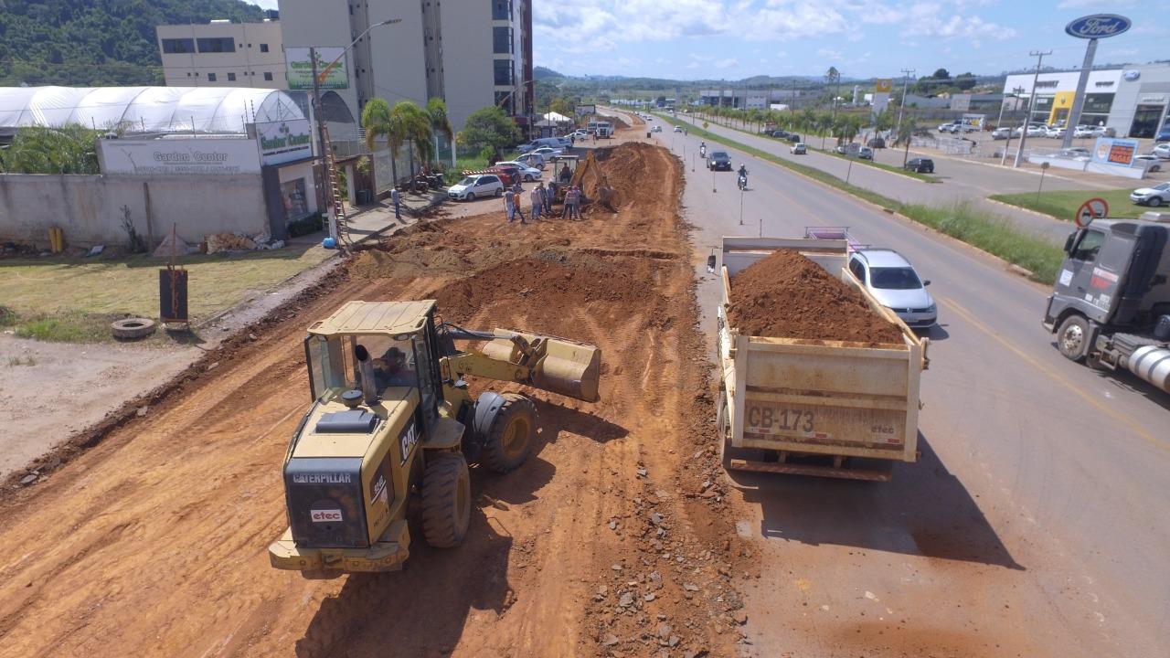 Investimentos em obras de infraestrutura transformam Parauapebas