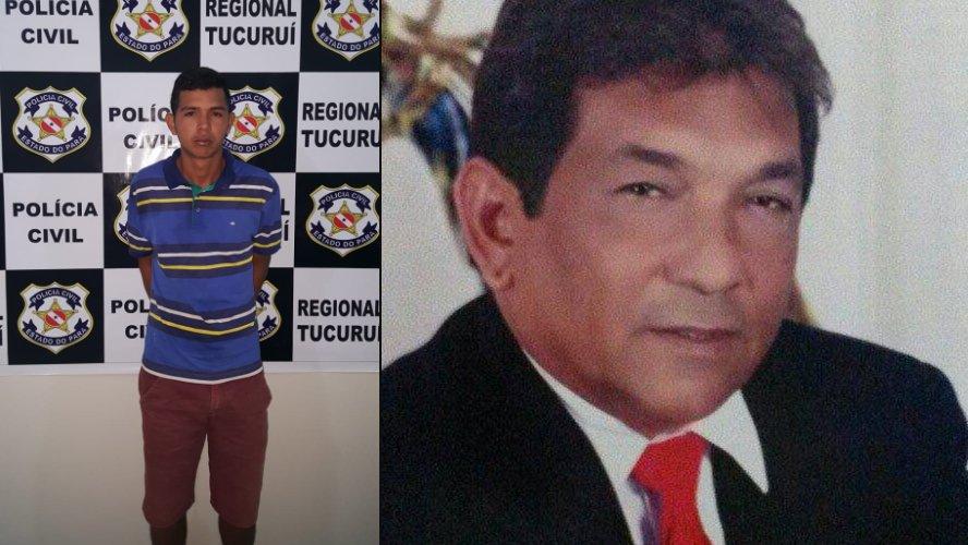 Assassino de advogado em Novo Repartimento é preso