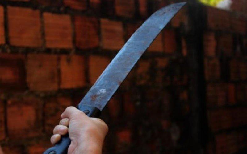 Irmão mata irmão e fere outros dois a golpes de terçado no Pará