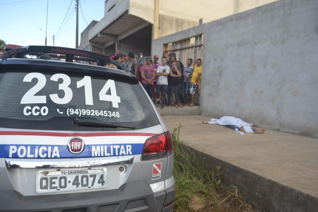 """No Tropical, em Parauapebas, """"Naldo"""" é morto com tiro de fuzil"""