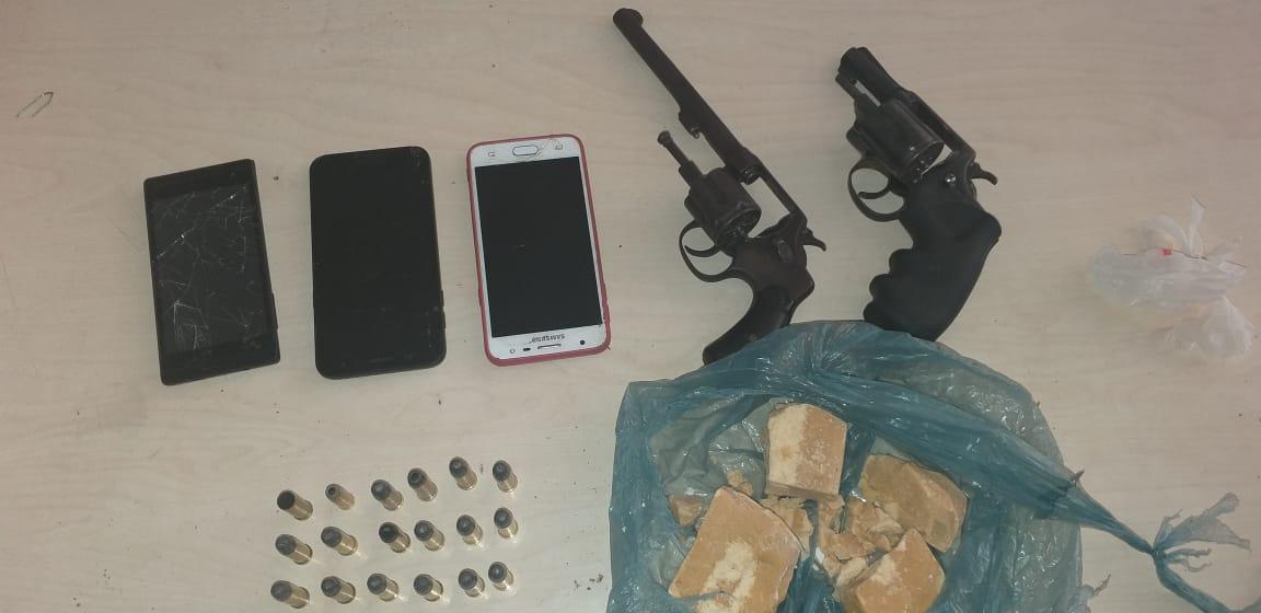 Dois bandidos morrem em confronto com a PM de Parauapebas