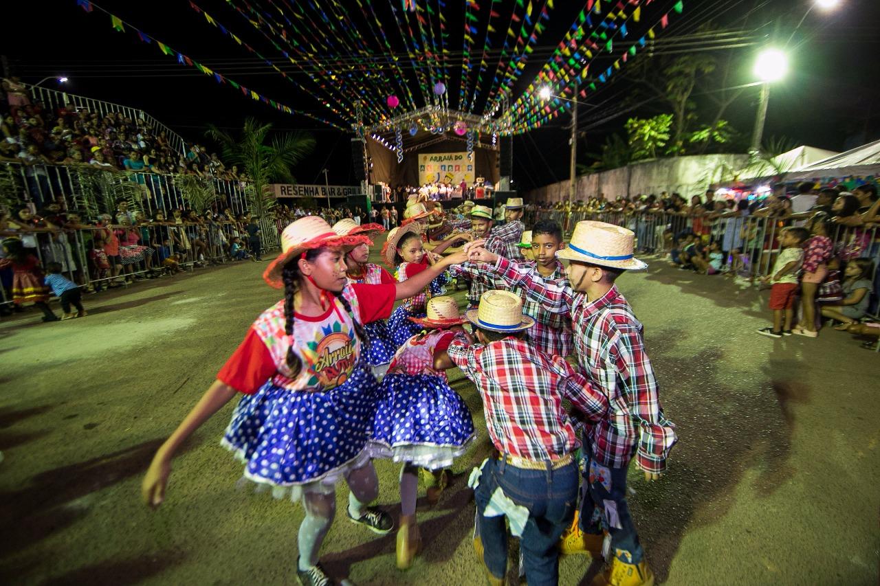 Arraiá do Alteredo é realizado em zona urbana e rural de Curionópolis