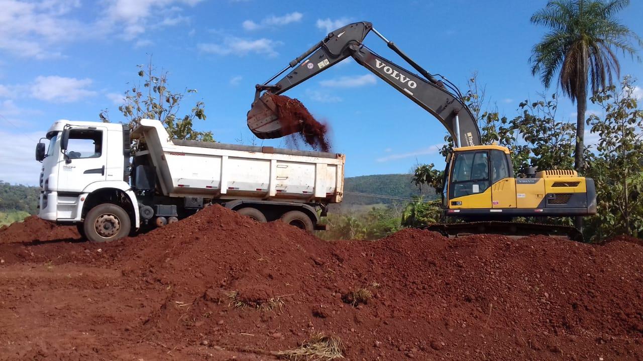 150 km de estradas da zona rural de Curionópolis serão recuperadas