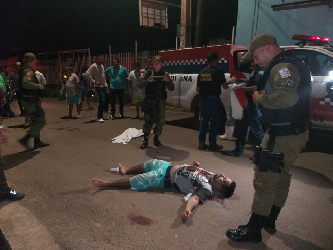 Jovem é executado a tiros no Rio Verde, em Parauapebas