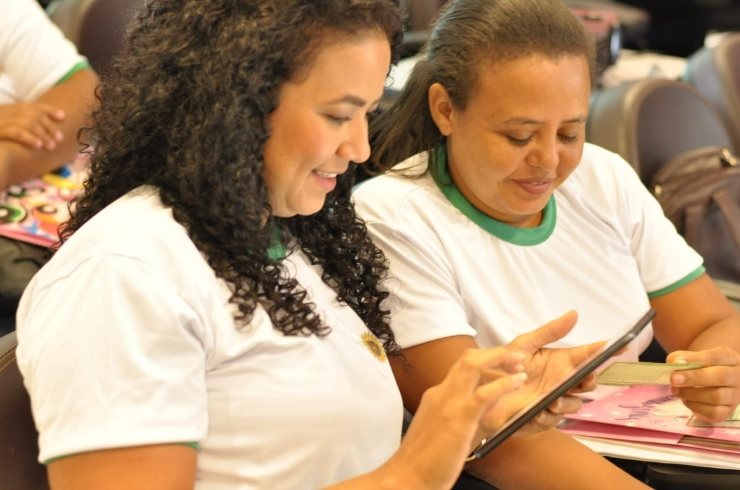 Em Parauapebas, começa o cadastramento de famílias para o Programa Gira Renda