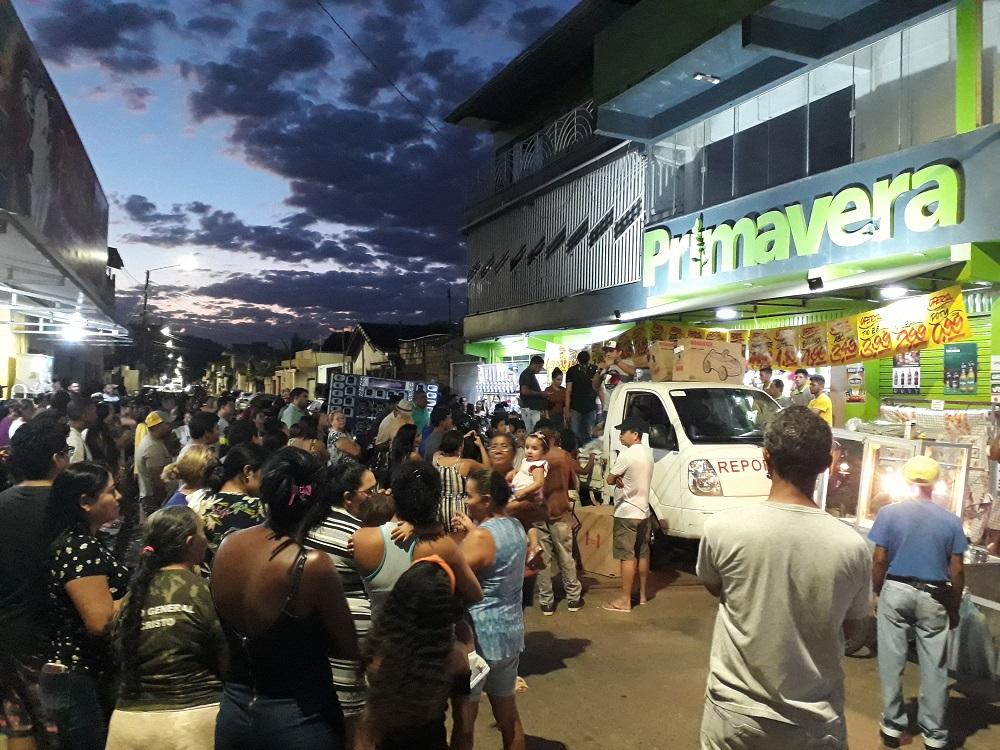 Grande Show de Prêmios dos Supermercados Primavera é sucesso total