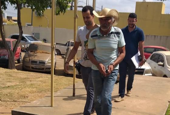 Bisavô é acusado de estupro contra bisnetas de cinco e nove anos