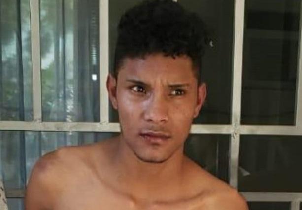 Jovem homicida é preso em Parauapebas