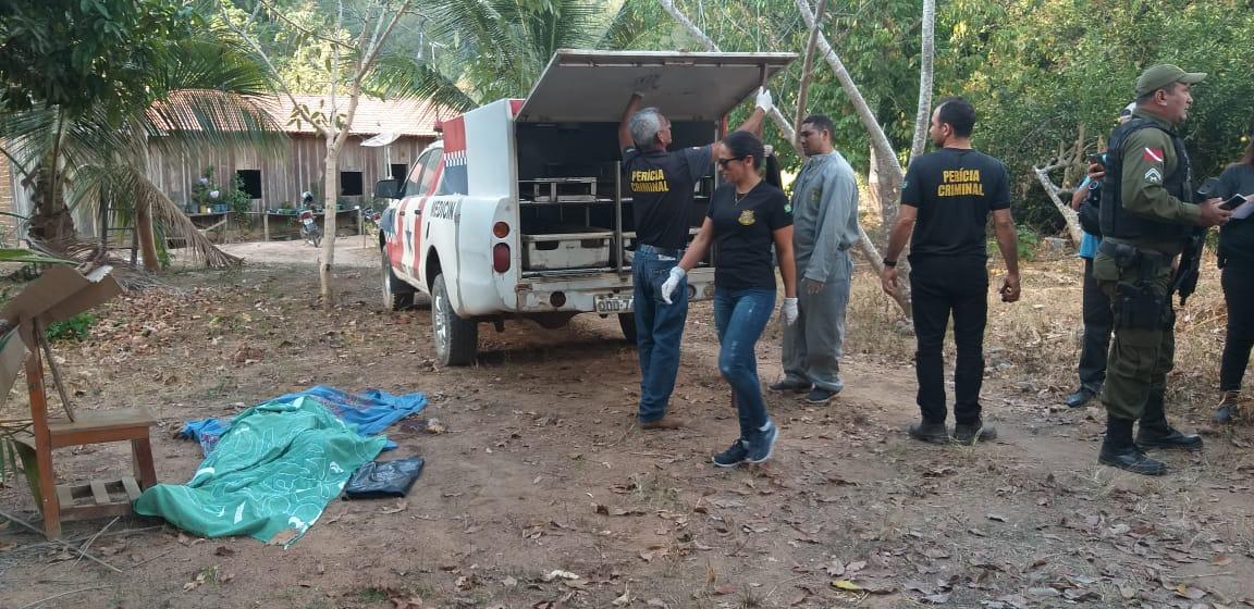 Assassinato na zona rural de Parauapebas é provocado pela discordância da construção de uma cerca