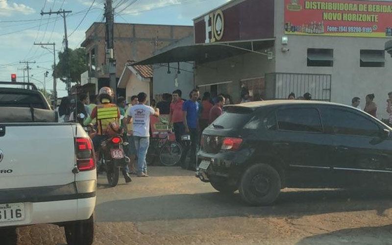 Marabá: funcionário mata dono de bar e colega de trabalho e depois comete suicídio