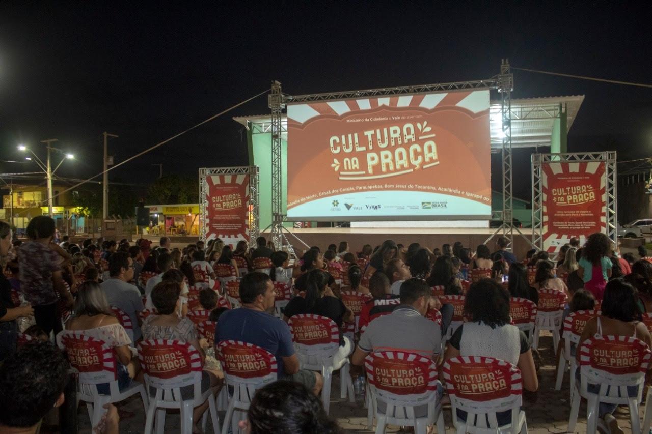 """""""Cultura na Praça"""" retorna a Parauapebas"""