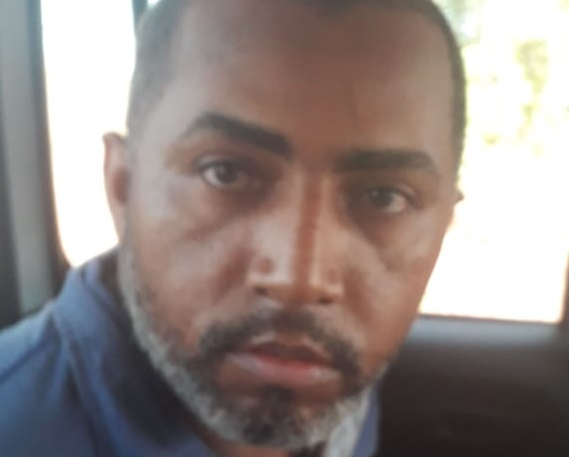 """""""Tonim"""", ex-marido e acusado da morte de Jaqueline, é preso pela Civil"""