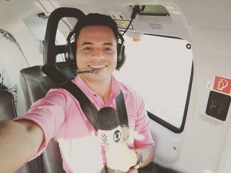 Jornalista de Parauapebas está internado em Belém em estado de saúde considerado grave