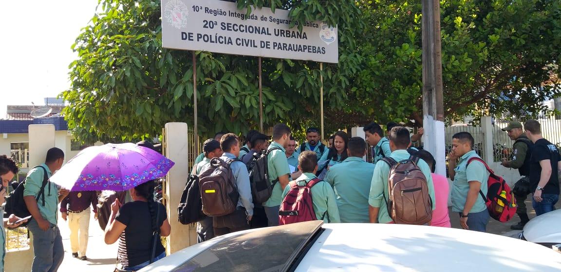 """Em Parauapebas, trio de bandidos rouba e aterroriza funcionários Vale dentro do """"busão"""""""