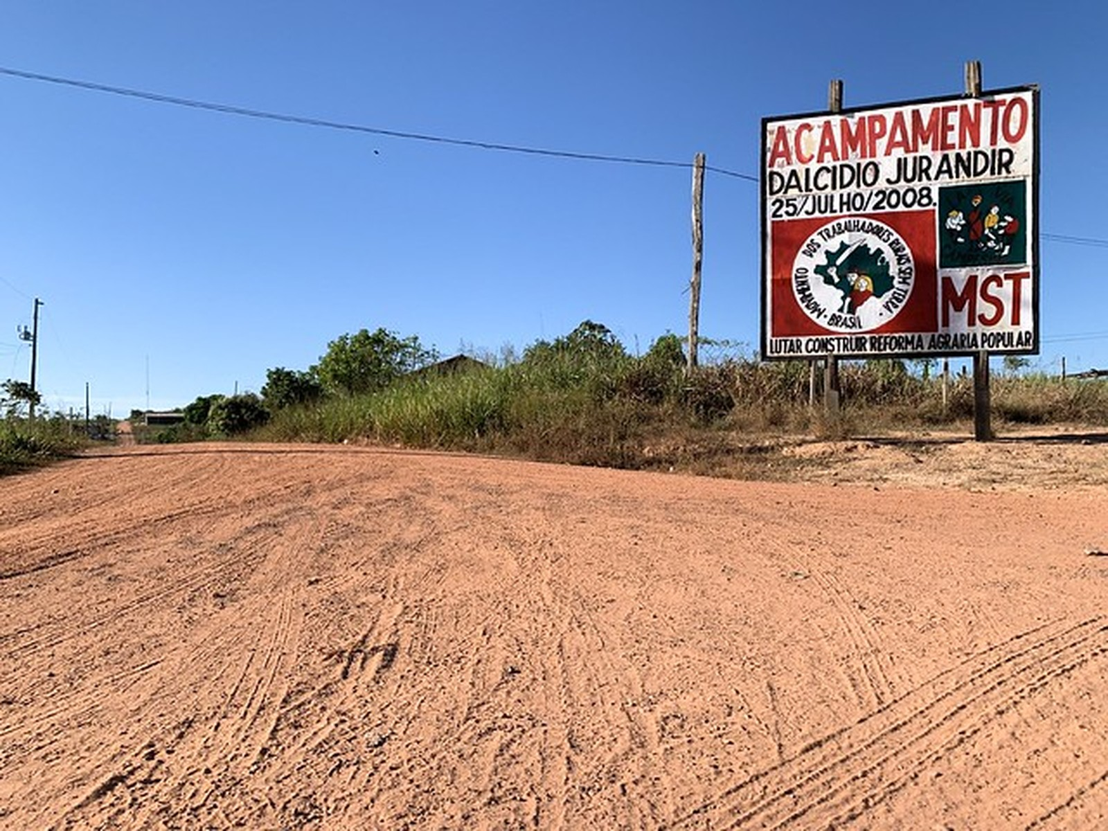 Justiça adia reintegração de posse da fazenda Maria Bonita, em Eldorado dos Carajás