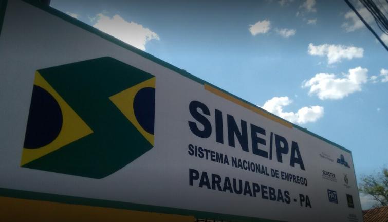 Mais de 100 vagas de emprego para Parauapebas