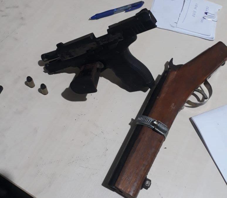 Em confronto com a PM de Parauapebas, um bandido é morto e outro preso