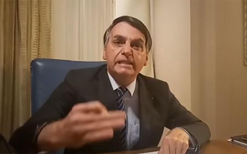 Globo se pronuncia após live de Bolsonaro com ofensas a emissora