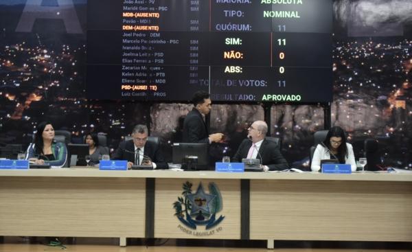 Câmara de Vereadores modifica atribuições da Polícia Legislativa